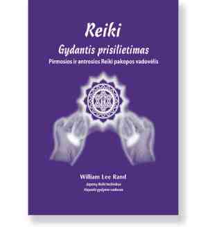 REIKI. Gydantis prisilietimas. William Lee Rand