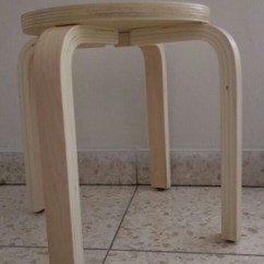 Small Wooden Chair Padded Rocking Kids Childs Mijatovic Ltd For