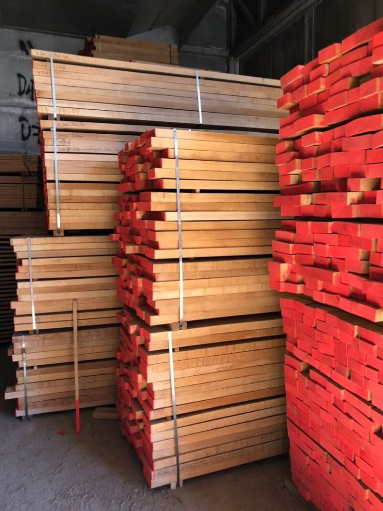 American Beech Lumber For Sale
