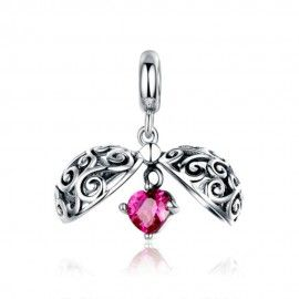 Sterling silver charms, pendants, clips, spacers suitable