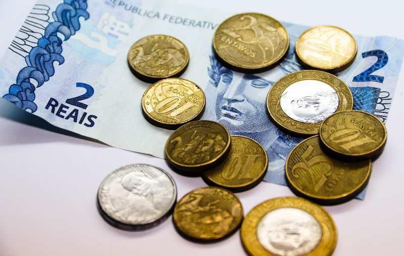 Braziliaanse real munten