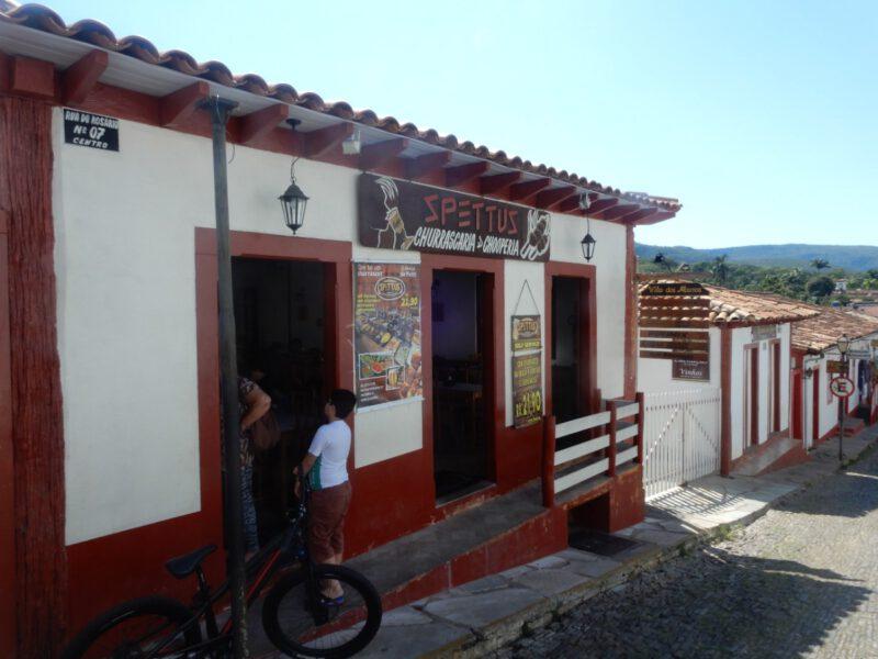 Foto van het restaurant Spettus Churrascaria e Choperia in Pirenópolis