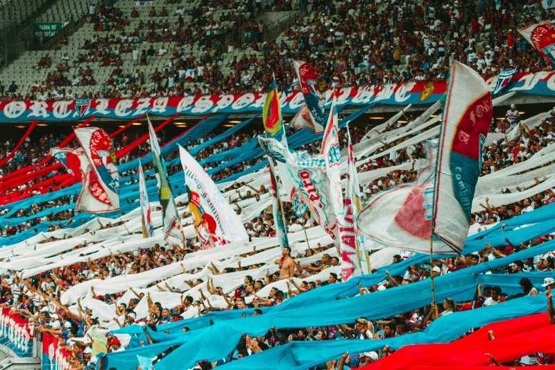 Fortaleza-Ceará-Estádio Governador Plácido Castelo-Voetbalstadion in Fortaleza