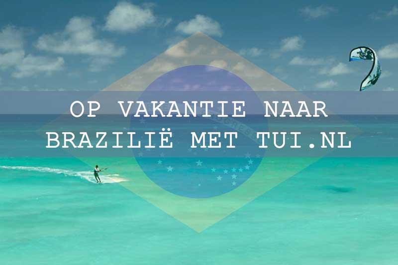 Op vakantie naar Brazilië met TUI.nl
