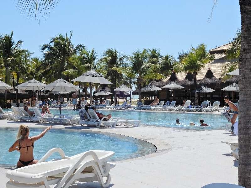 Vila Galé Resort Cumbuco Zwembad