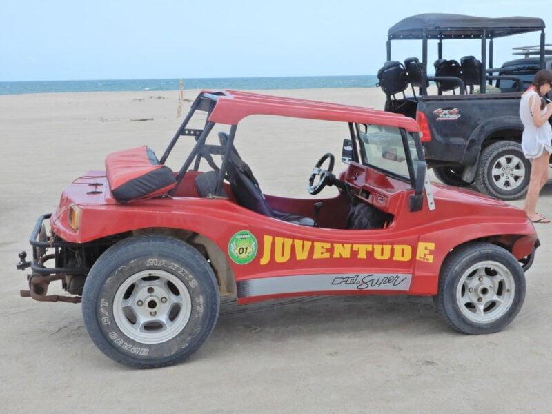 Buggytour door de zandduinen van Cumbuco