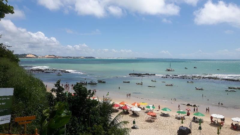 Strand van Pipa