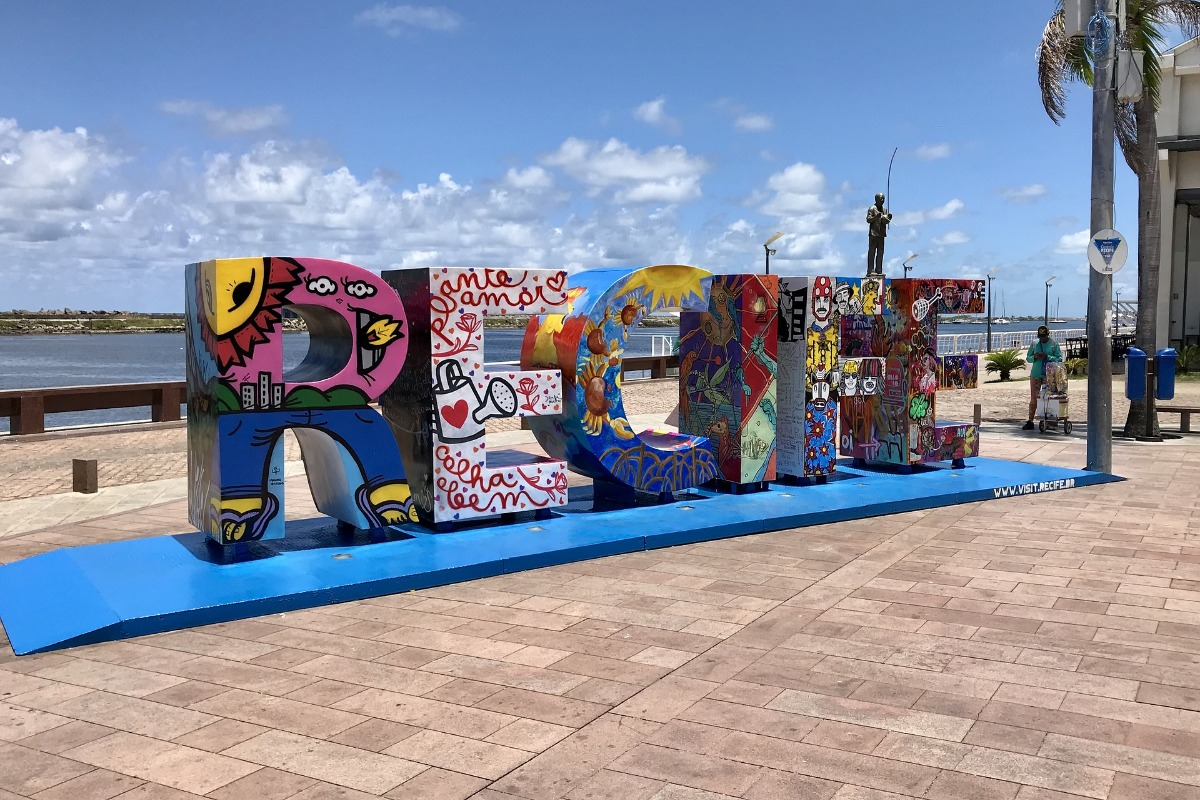 Recife letters