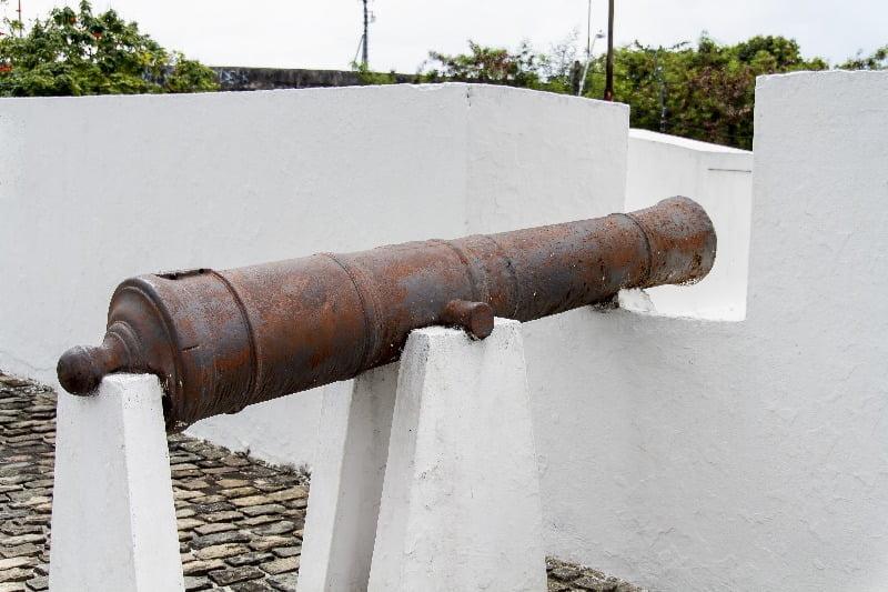 Forte de Sao Tiago das Cinco Pontas