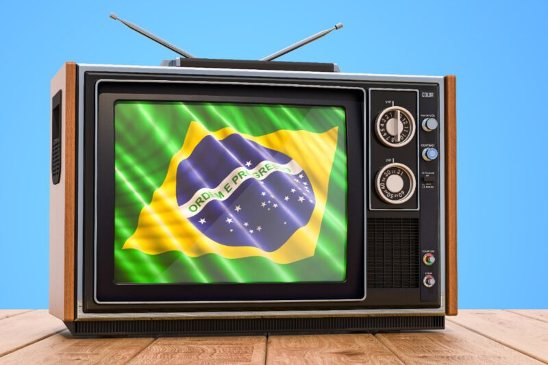 Braziliaanse televisie kijken in Nederland