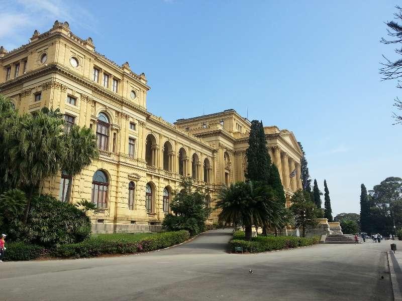 São Paulo-Museu do Ipiranga