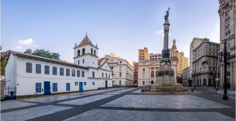 São Paulo-Patío do Colégio-Bezienswaardigheden in São Paulo