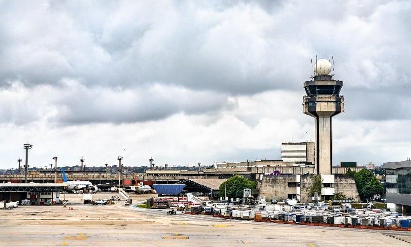 São Paulo-Vliegveld São Paulo Gaurulhos GRU