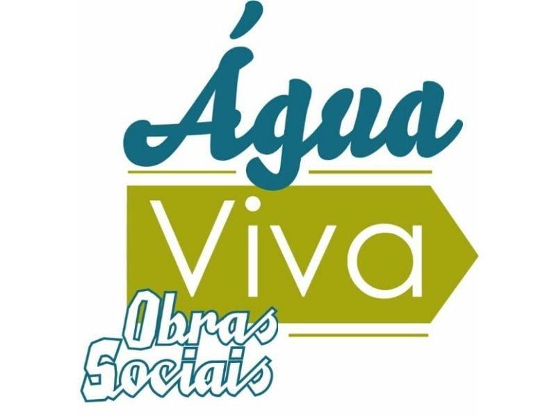 Logo Água Viva Ritápolis