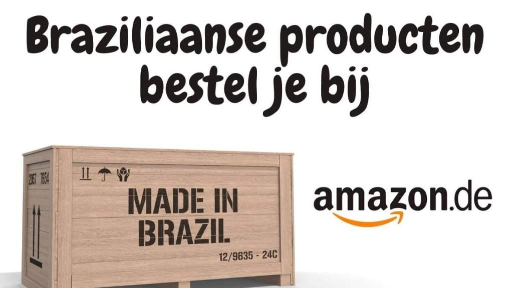 Mijnbrazilie-Brazilië-Braziliaanse producten bestel je bij Amazon de