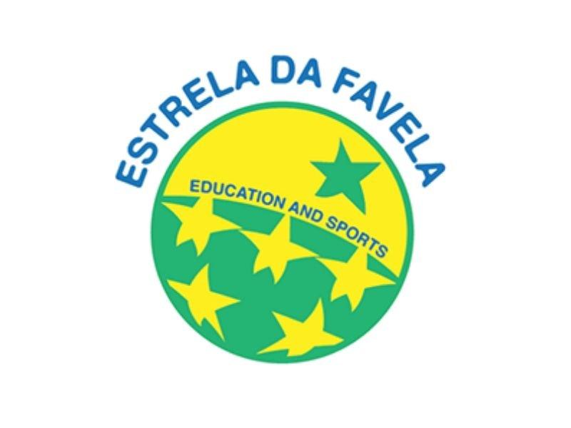 Logo Estrela da Favela