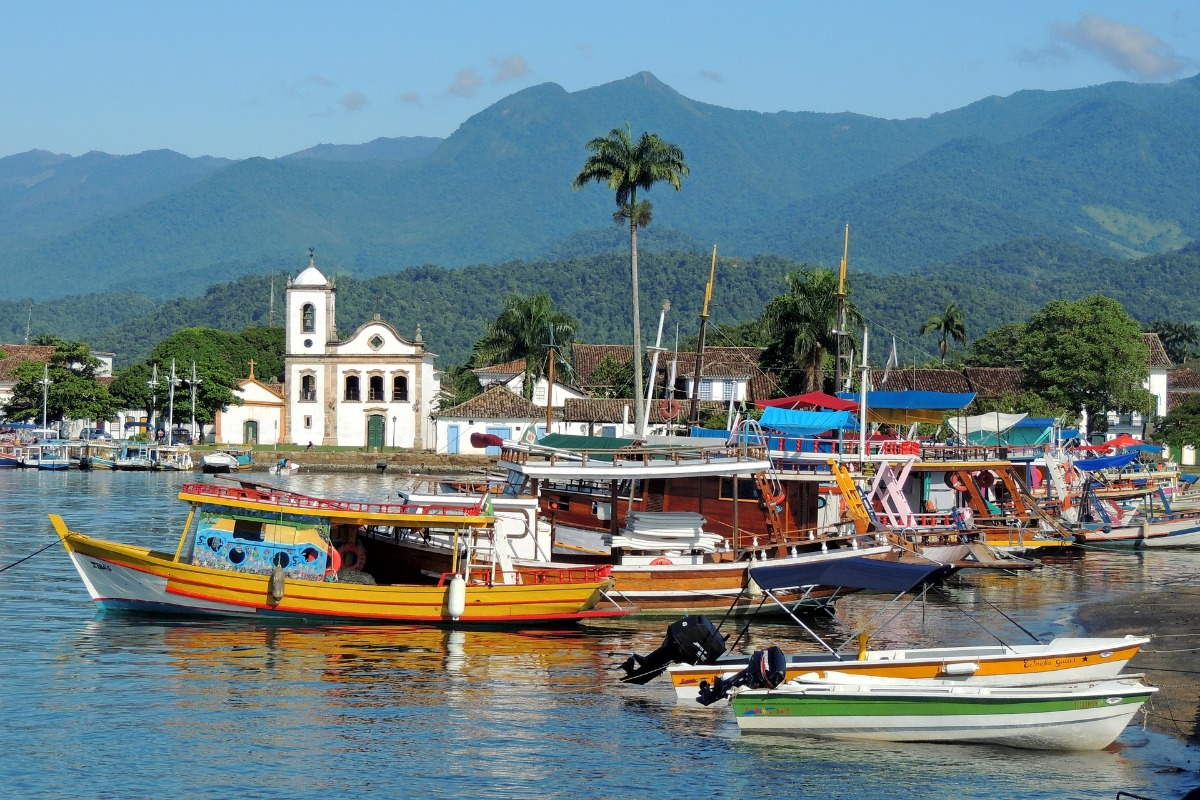 Haven van Paraty