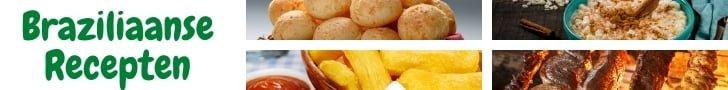 Banner Braziliaanse recepten