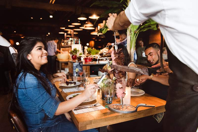 Braziliaanse restaurants-Barraca-Brazilian Friday Live 2019