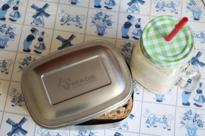 RVS lunchbox