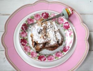 lactosevrij en suikervrij dessert