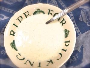 Verse vanillevla maken