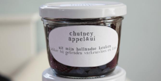 appel ui chutney