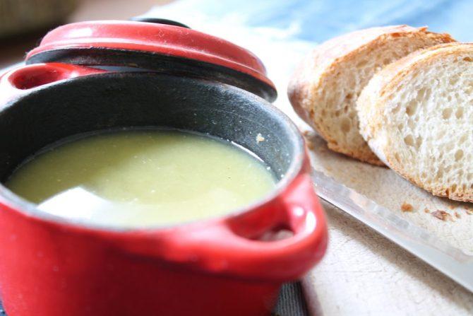 spruitjes soep