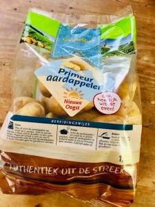 primeur aardappelen