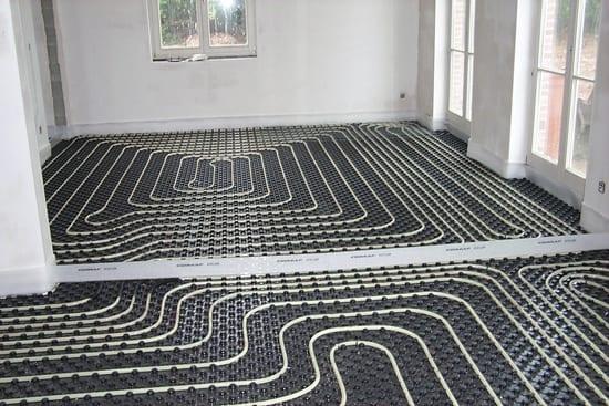 Zelf Vloerverwarming Aanleggen  Vloerverwarming