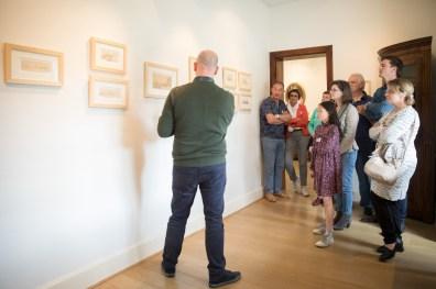 Rondleiding door het mooie Emile Van Doren Museum
