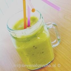 Mijnlevenalsmama | Smoothie avocado