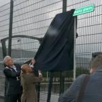opening sportplein Oostgaard
