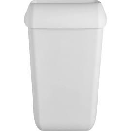 Witte afvalbak