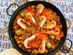 Rianxeira Restaurant Restaurants aan de Orihuela Costa