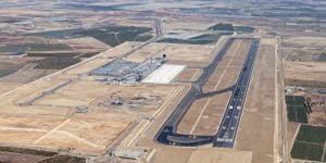 Corvera Murcia Luchthaven