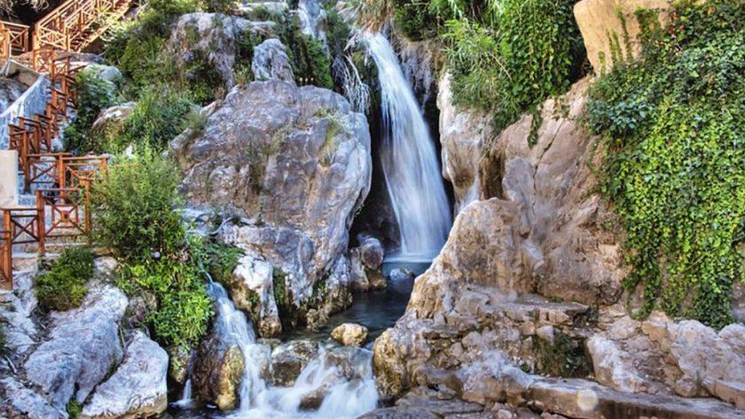 Algar : Prachtige watervallen