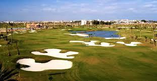 Golfbanen in Murcia regio La Serena Golf Golfbanen in Murcia regio