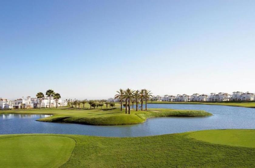 Golfbanen in Murcia regio La Torre Golf Murcia