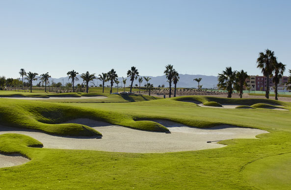 Mar Menor Golf Torre Pacheco