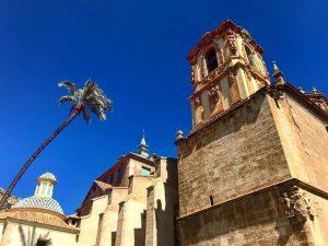 Santa Pola fort kasteel