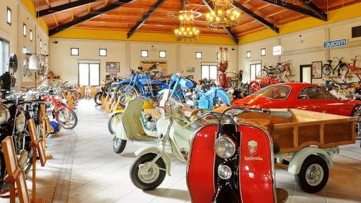 Motor Museum Museo-de-Vehículos-Históricos-de-Guadalest