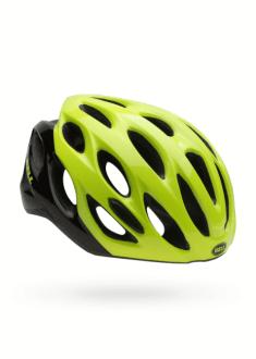 Bell Draft MIPS Helm - Zwart/Geel