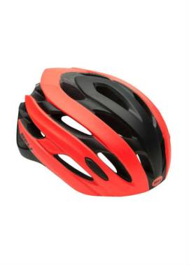 Bell Event Helm - Mat Rood/Zwart
