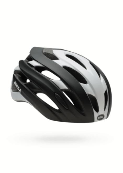 Bell Event Helm - Mat Zwart/Wit