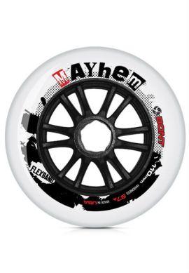 Bont Mayhem Wielen - Inline Skate - 110mm