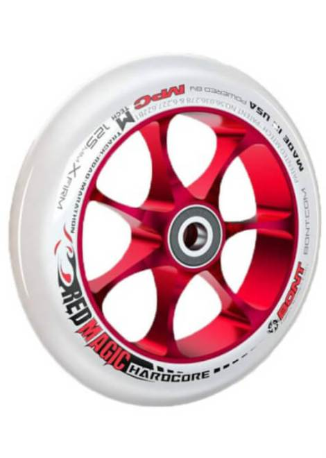 Bont Red Magic Hardcore 125mm