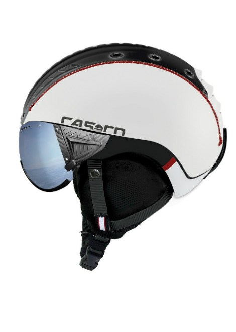 casco SP-2 visor polarized white black grey