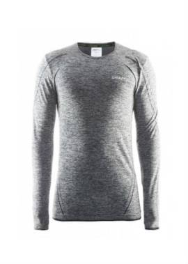 Craft Be Active Comfort LS - Ondershirt - Heren - Zwart