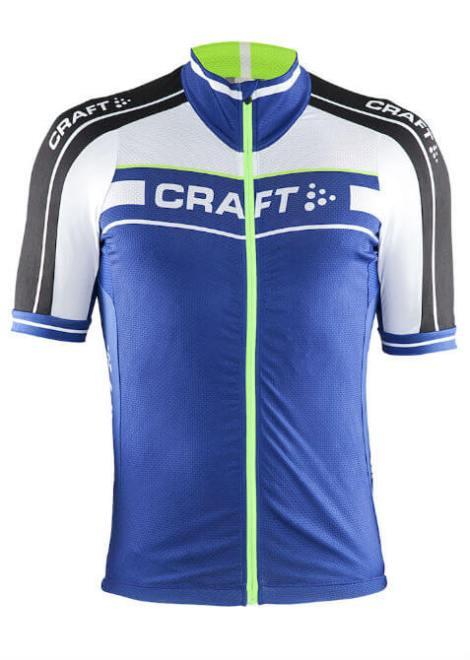 Craft Performance Grand Tour Jersey - Fietsshirt - Paars